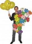 Подарок из шариков